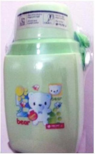 M Toys Sports & Stationers Lion Star 450ml fancy water bottle for kids HU-27