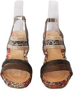Metro Metro Shoes and Bags Stylish Sandals For Women SD-2316 Multi Color