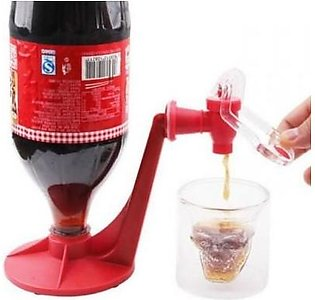 Top Shops Portable Cold Drink Dispenser-Red