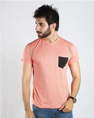 Red Tree Red Casual Tshirt-RT1413