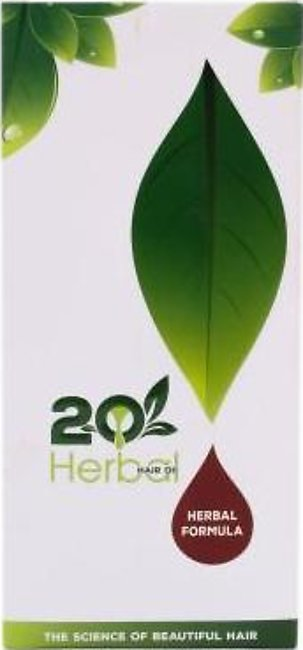 20 Herbal 20 Herbal Hair Oil