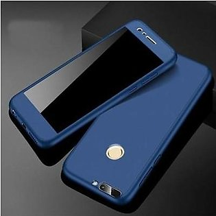 Bee Store Huawei P10 Lite 360 Front and Back Cover - Blue