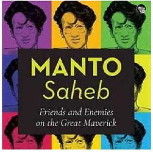 ZSA Books Manto Saheb: Friends And Enemies On The Great Maverick