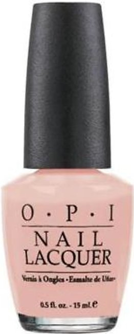 OPI Coney Island Cotton Candy Nail Colour-NLL12