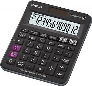 CASIO Casio original Calculator MJ120D Plus