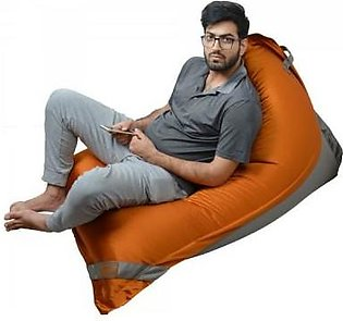 Relaxsit Relaxsit Jango Japanese Fabric Bean Bag Lounger - Golden