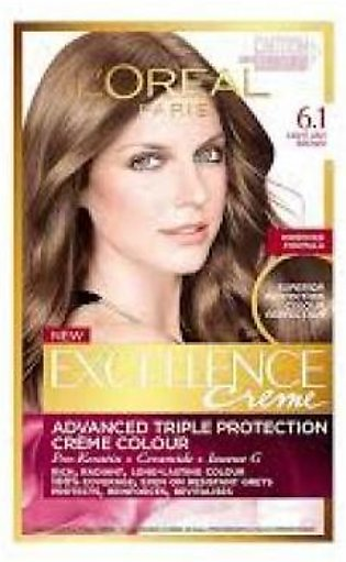 Loreal Loreal Excellence Cream Hair Color6.1