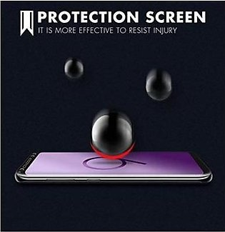 MISC Mobiles Samsung Galaxy J6 Plus 5D Tempered Glass Screen Protector Edge to …