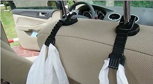 Auto Transforms Store Pack of 4-Car Shopping Bag Holder Seat Hook Hanger
