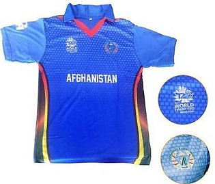 CA Sports T20 Worldcup Cricket 2016 Afghanistan T-Shirt