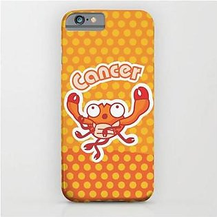 Shahjee Cancer Art Printed Mobile Cover Oppo F9