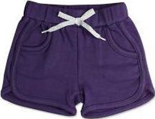 GIRLS PURPLE SHORT