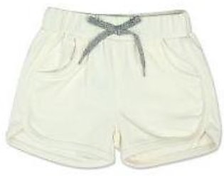 GIRLS OFF-WHITE SHORT ZCH RCH-6668B