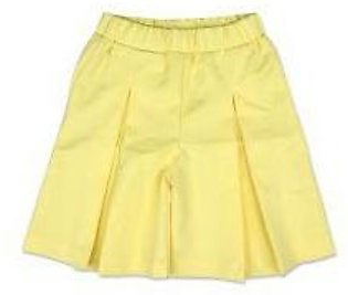 GIRLS YELLOW BOTTOM