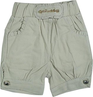 GIRLS BEIGE SHORT