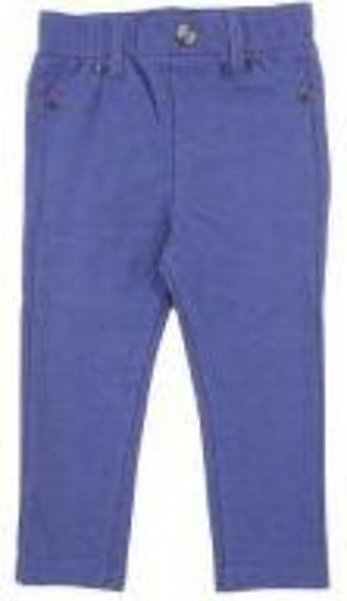 BLUE GIRLS PANT